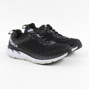 Hoka One One Women Clifton 5 Running Shoe 7.5 Wide